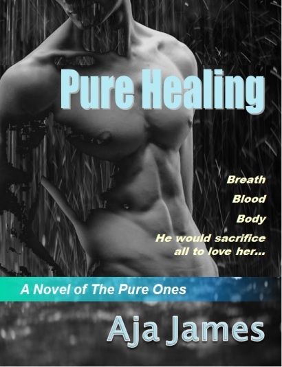 Front Cover_PureHealing